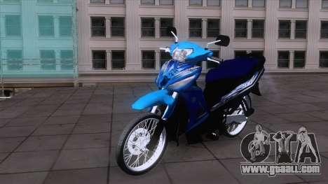 Yamaha Vega RR for GTA San Andreas