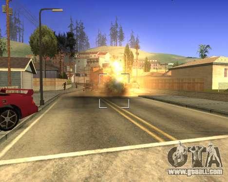 GTA 5 Effects for GTA San Andreas third screenshot
