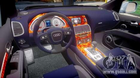 Audi Q7 2009 ABT Sportsline [Update] rims1 for GTA 4 side view