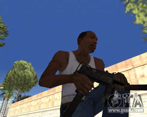 HD Weapon Pack for GTA San Andreas seventh screenshot