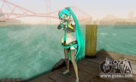 Hatsune Miku Dreamy Theater for GTA San Andreas forth screenshot