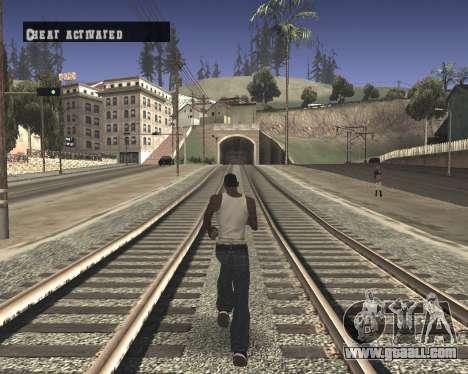 Colormod High Black for GTA San Andreas second screenshot