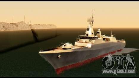 Admiral Sergey Gorshkov for GTA San Andreas