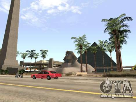 Real California Timecyc for GTA San Andreas ninth screenshot