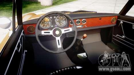 Alfa Romeo Spider 1966 for GTA 4 back view