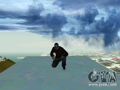 SFR2 New Skin for GTA San Andreas third screenshot