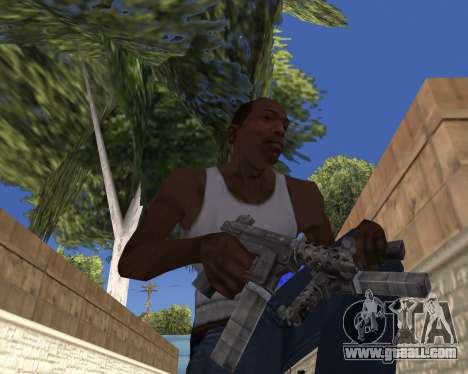 HD Weapon Pack for GTA San Andreas fifth screenshot