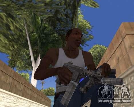 HD Weapon Pack for GTA San Andreas fifth screenshot