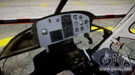 Eurocopter AS350 Ecureuil Aguia 11 PMESP for GTA 4 right view