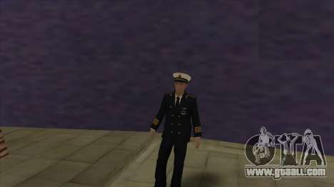 The marine Corps of the armed forces for GTA San Andreas second screenshot