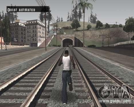 Colormod High Black for GTA San Andreas third screenshot