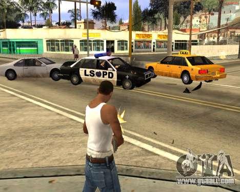 GTA 5 Effects for GTA San Andreas second screenshot