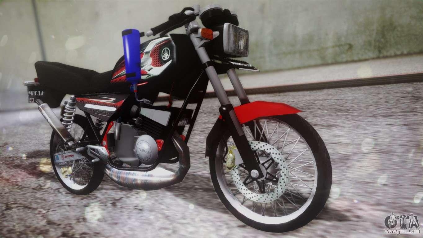 Suzuki Ax Modified