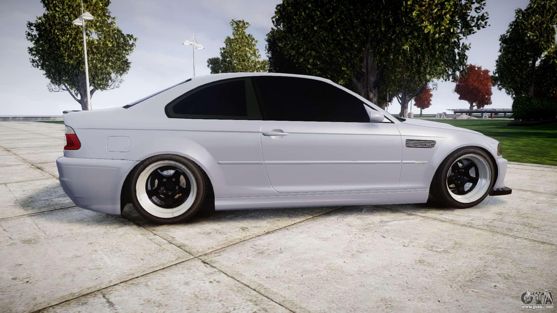 BMW E46 M3 for GTA 4