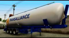 Mercedes-Benz Actros Trailer Transalliance