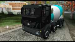 Iveco Trakker 2014 Concrete Snow (IVF & ADD) for GTA San Andreas