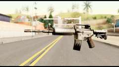 M4 from Metal Gear Solid for GTA San Andreas