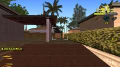 C-HUD Vagos for GTA San Andreas