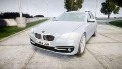 BMW 525d F11 2014 Facelift [ELS] Unmarked for GTA 4