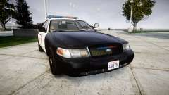 Ford Crown Victoria LAPD [ELS] for GTA 4