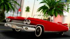 Cadillac Eldorado Biarritz Convertible 1959 for GTA San Andreas