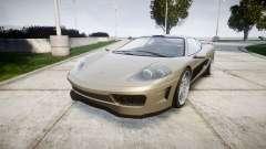 Grotti Turismo Final for GTA 4