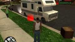 Camping Modification - Beta Version for GTA San Andreas