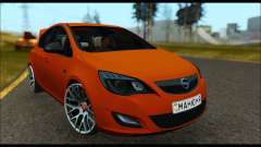 Opel Astra J for GTA San Andreas