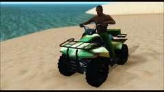 ATV Army Edition for GTA San Andreas