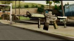 SOPMOD from Metal Gear Solid v3 for GTA San Andreas