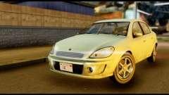 DeClasse Premier from GTA 5