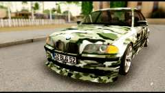 BMW M3 E46 TSK for GTA San Andreas