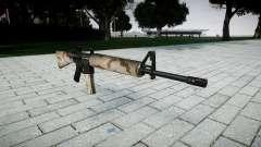 The M16A2 rifle sahara
