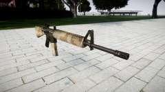 The M16A2 rifle nevada