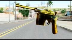Mauser from Metal Gear Solid for GTA San Andreas