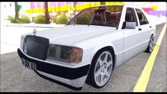 Mercedes Bad-Benz 190E (34 DDK 82) for GTA San Andreas