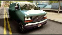 GTA 5 Burrito for GTA San Andreas