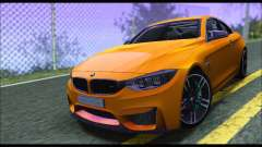 BMW M4 F80 Coupe 1.0 2014