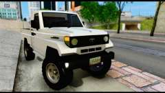 Toyota Land Cruiser Macho Pick-Up 2007 4.500 for GTA San Andreas