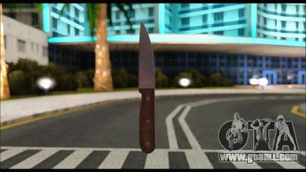 Knife Romanian CR1 for GTA San Andreas