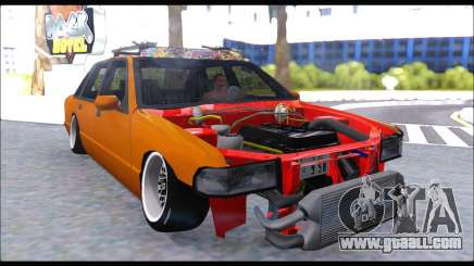 Taxi Extreme Tuning (Hellalfush) for GTA San Andreas