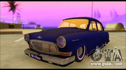 GAZ 21 Volga Resto for GTA San Andreas