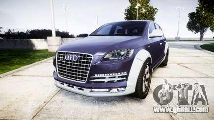 Audi Q7 2009 ABT Sportsline [Update] rims1 for GTA 4