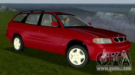 Daewoo Nubira I Wagon CDX US 1999 for GTA Vice City
