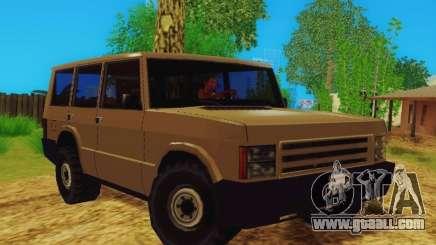 Huntley Army for GTA San Andreas