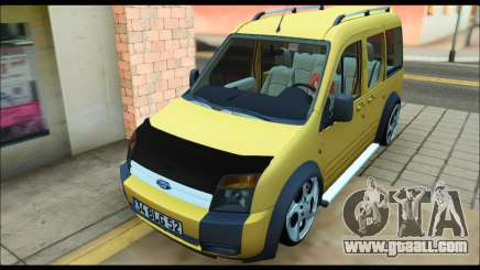Ford Transit Connect for GTA San Andreas