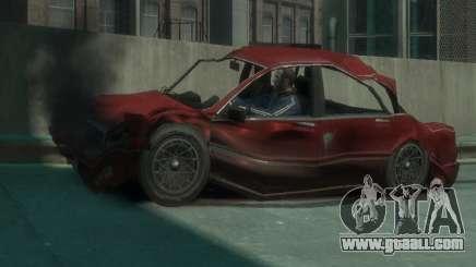 Big Car Damage for GTA 4