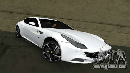 Ferrari FF for GTA Vice City