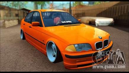 BMW e46 Sedan for GTA San Andreas