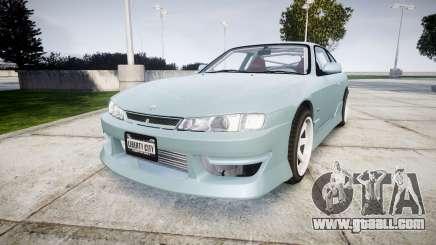 Nissan Silvia S14 Vertex for GTA 4
